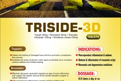 triside visulate